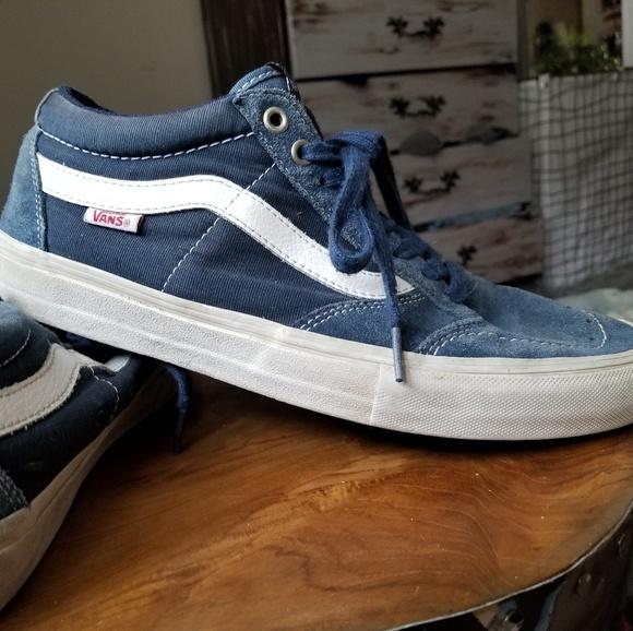c0f3d100df1711 VANS TNT Pro Skate Shoe. M 5ac3d83b45b30c6a4b368b92